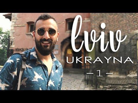 BU FİYATLARA BÖYLE BİR TATİL? -  LVİV   Ukrayna VLOG #1 Ukraine