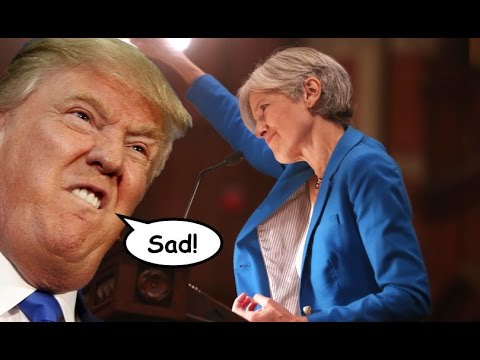 Jill Stein's Recount Initiative EXPLODES—Trump Attacks Green Party