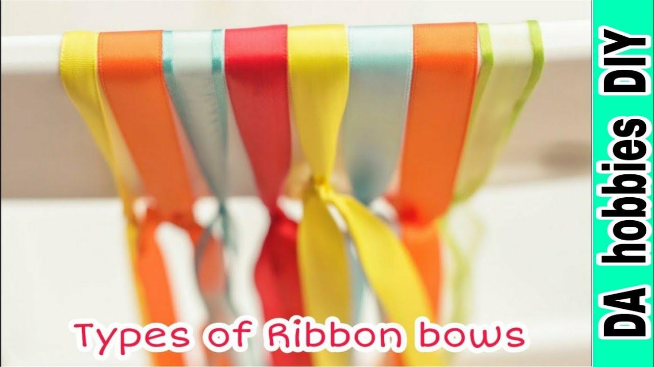 types of ribbon - Gecce.tackletarts.co