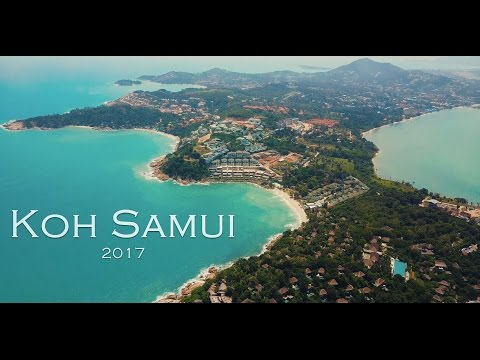 Thailand – Koh Samui 2017 – Beaches and Big Buddah