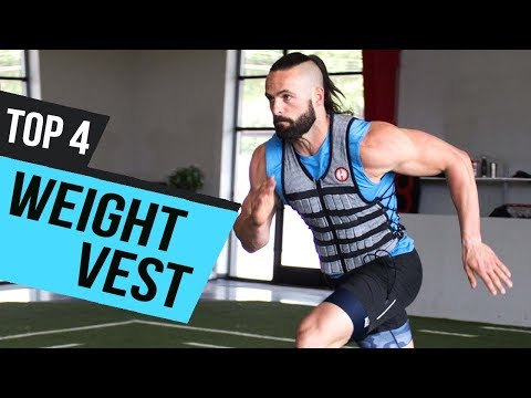 4 Best Weight Vest 2019 Reviews