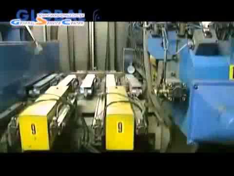 Производство алюминиевых радиаторов Global