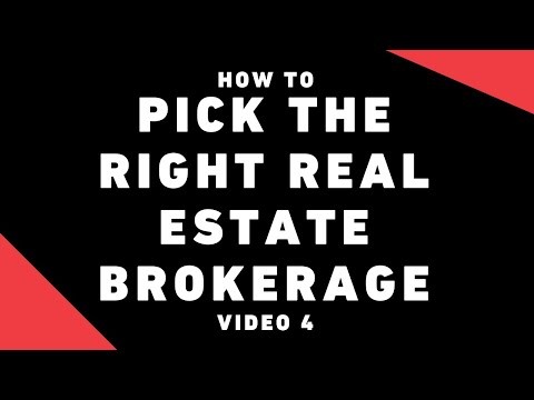 Real Estate Brokerage Selection Tip #4: Use of Technology