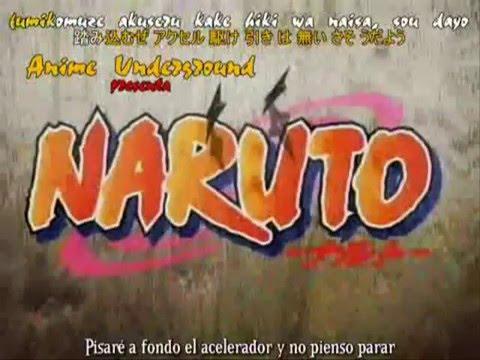 Naruto Opening 11 Fall out Boy