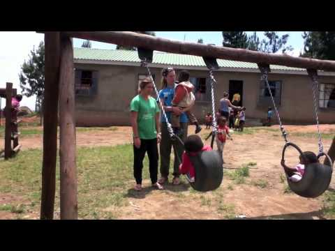 El Shaddai Orphanage - Swaziland - WR