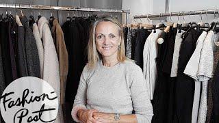 Garderobe-snageren: På besøg hos Elise Gug