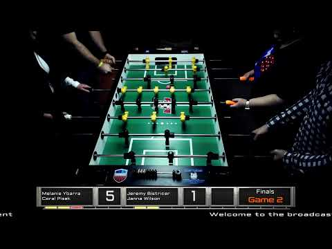 Beginner & Rookie Foosball Tournament
