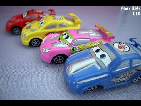 ddb9d49fb6 Vidio Toy Cars For Kids I Mainan Anak Mobil Sport   balap - YouTube