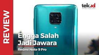 Redmi Note 9 Pro, pasangan ideal untuk pengguna kreatif