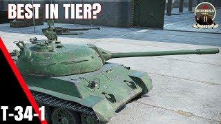 BEST TIER 7 TECH TREE MED T 34 1 WORLD OF TANKS BLITZ REVIEW