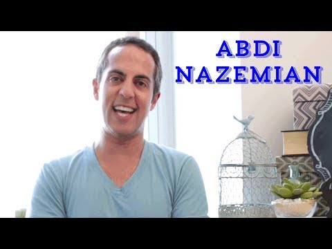 Epic Author Facts: Abdi Nazemian | The Authentics