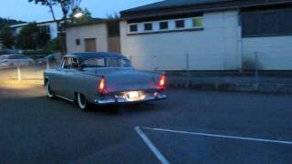 56er Plymouth Belvedere Custom Coupe Hot Rod