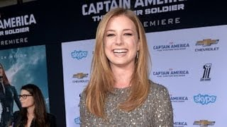Emily VanCamp on Revenge vs. Captain America! | POPSUGAR News