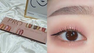[Eye Makeup] 핑크 퍼플 메이크업 / 가성비갑…