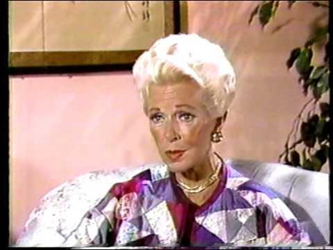 Lana Turner, Scott Osborne, 1983 TV