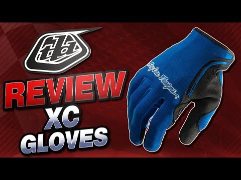 Troy Lee Designs XC Gloves Review From Sportbiketrackgear.com