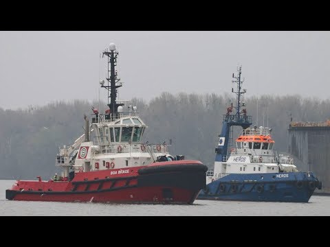 ST³ Offshore 1,905 Tons Suction Bucket Jacket Borkum Riffgrund 2 Wind Farm 4/5
