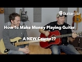 Making Money Playing Guitar? New COURSE??