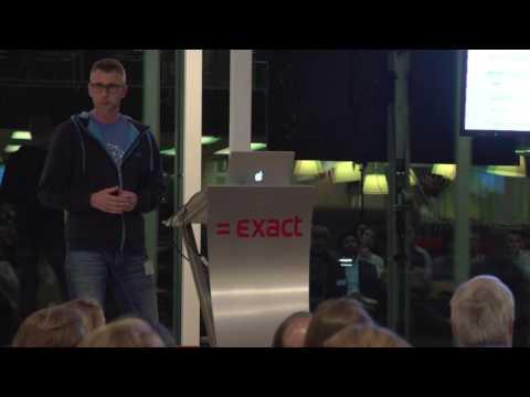 Keynote by Edward Ciggaar - Developer Advocate IBM @ Blockchain Technology Deep-Dive
