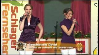 Geschwister David - Ich will am liebsten alle Lachen sehn