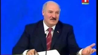Лукашенко рассказывают анекдот про него