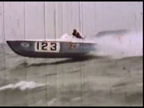 1969 Daily Express International Offshore Powerboat Race   Cowes Torquay Cowes