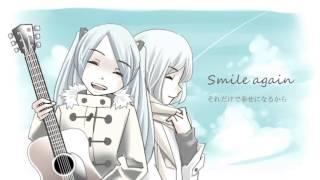 Smile again 歌ってみた 月葉 mp3