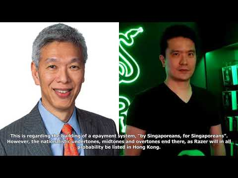 Early razer investor lee hsien yang can turn his us$300,000 into us$8.2m in ipo event