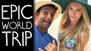 Epic World Trip in 10 Days!