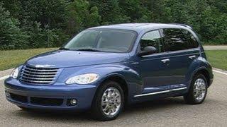 2001-2009 Chrysler PT Cruiser Pre-Owned Vehicle Review - WheelsTV