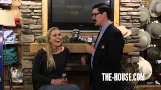 Lindsey Vonn Interview -- Action News -- The-House.com
