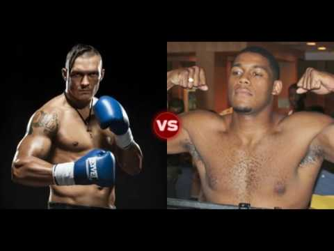 Oleksandr Usyk vs Michael Hunter DON'T SLEEP ON THIS FIGHT!!