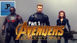 Avengers: Infinity War [Part 1] (Stop Motion Film Series)