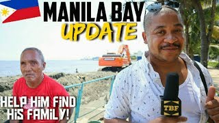 MANILA BAY UPDATE Interviews from the People of Manila Philippines