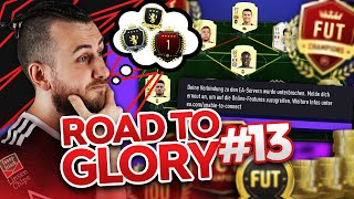 DC verhindert Top 200 ?!? 28-2 WEEKEND LEAGUE RECAP | RTG #13 FIFA 21 Ultimate Team