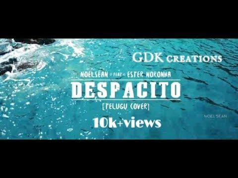 Despacito in telugu cover song lyrics|Noel sean|ester Noronha,