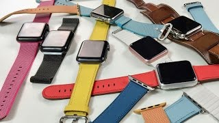What's the BEST Apple Watch band?