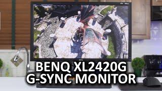 BenQ XL2420G G-Sync Monitor