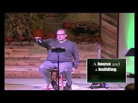 Purpose Driven Life - Sermon