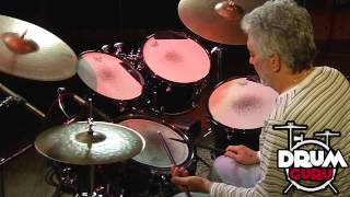 Free Drum Lessons: Steve Gadd's Ultimate 16th Note Hihat Groove
