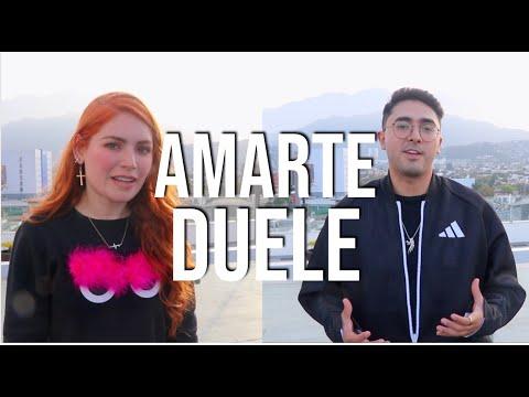Como vengarte de un amor: Amarte Duele - Regina Carrot ft Carlos Rizo