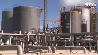 Цена на нефть марки Brent опустилась ниже  за баррель