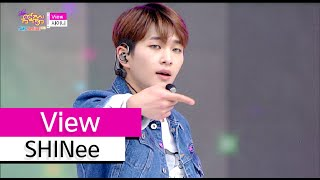 Gambar cover [HOT] SHINee - View, 샤이니- 뷰, Show Music core 20150912