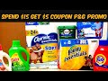 P&G Promotion Dollar General Participating Items
