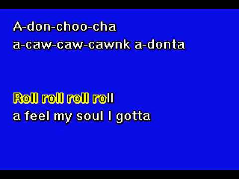 The Doors - Roadhouse Blues - Karaoke