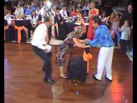 Juego Explotando Globos Show De Salsa Majo Y Dani El Mas
