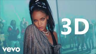 Calvin Harris (3D AUDIO) - This Is What You Came For ft. Rihanna