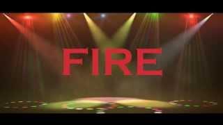 B2N & Best T - Fire (Official Lyric Video)