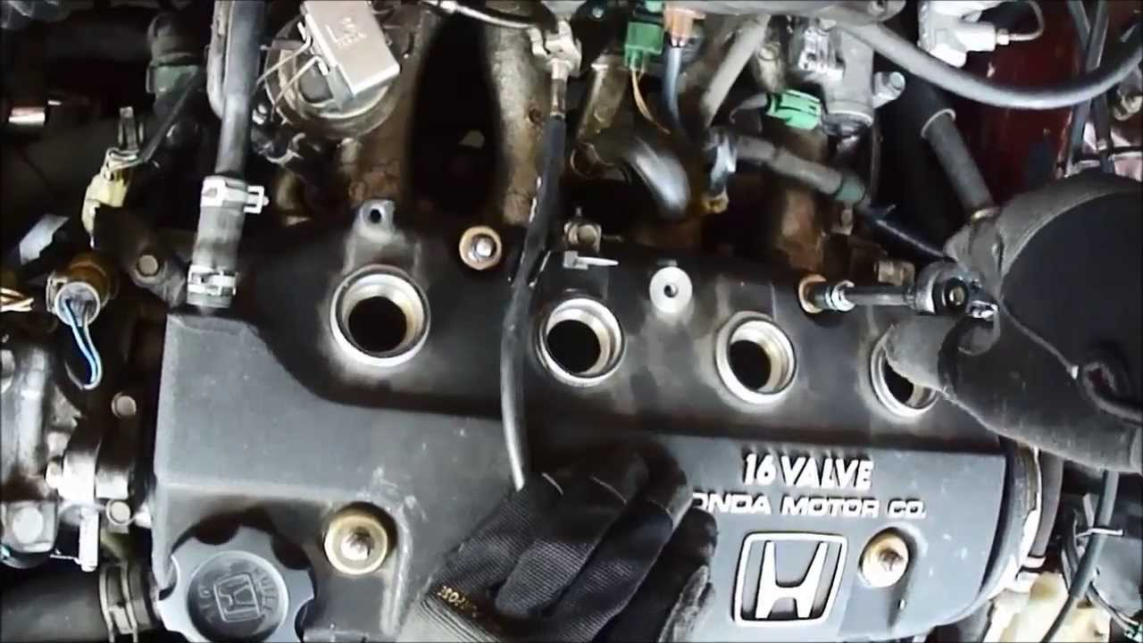 hight resolution of how to replace valve cover gasket grommets