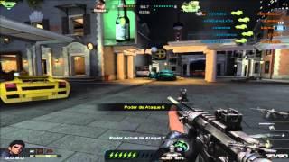 Assault Fire  modo mutante | gameplay español